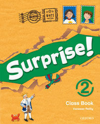 SURPRISE! 2. CLASS BOOK + MULTI-ROM