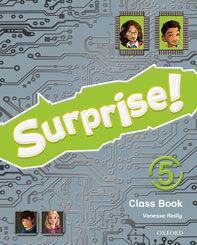 SURPRISE! 5. CLASS BOOK + MULTI-ROM