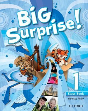 BIG SURPRISE! 1. CLASS BOOK + MULTI-ROM