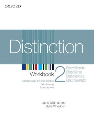 DISTINCTION 2. WORKBOOK