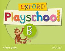 OXFORD PLAYSCHOOL B CLASS BOOK