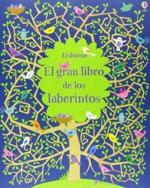 EL GRAN LIBRO DE LOS LABERINTOS