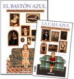 EL BASTÓN AZUL / LA CAJA AZUL