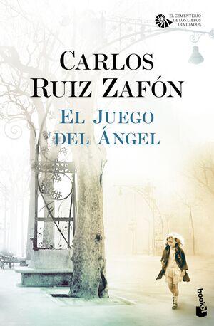 EL JUEGO DEL ANGEL. BOOKET