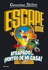 ESCAPE BOOK ATRAPADO... DENTRO DE MI CASA