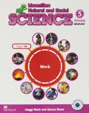 MNS SCIENCE 5 UNIT 10 WORK