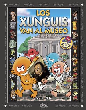 LOS XUNGUIS VAN AL MUSEO (COLECCIÓN LOS XUNGUIS)