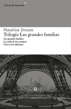 ÓMNIBUS: TRILOGÍA LAS GRANDES FAMILIAS