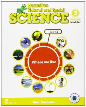 MNS SCIENCE 3 UNIT 12 WHERE WE LIVE