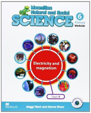 MNS SCIENCE 6 UNIT 5 ELECTRICITY & MAGN