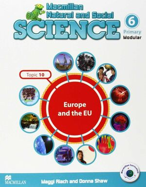 MNS SCIENCE 6 UNIT 10 EUROPE AND THE EU