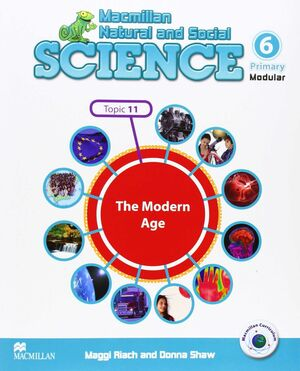 MNS SCIENCE 6 UNIT 11 THE MODERN AGE