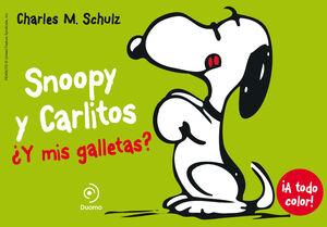 SNOOPY Y CARLITOS 8. ¿Y MIS GALLETAS?