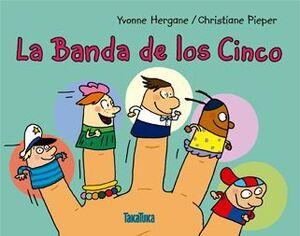 LA BANDA DE LOS CINCO