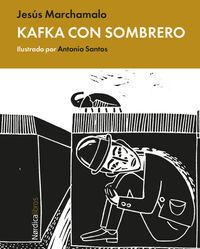 KAFKA CON SOMBRERO