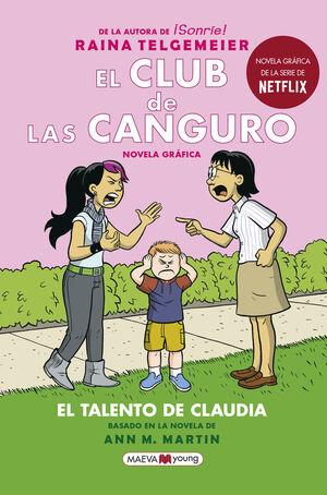 CLUB DE LAS CANGURO 4 CLAUDIA & MEAN JAN