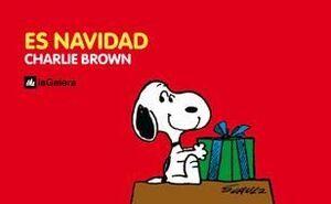 ES NAVIDAD, CHARLIE BROWN