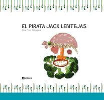 EL PIRATA JACK LENTEJAS