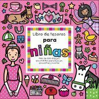 LIBRO DE TESOROS PARA NIÑAS