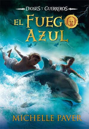 EL FUEGO AZUL