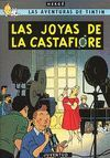 TINTIN 21 JOYAS DE LA CASTAFIORE CARTONE