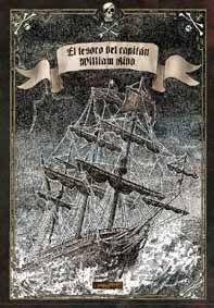 EL TESORO DEL CAPITÁN WILLIAM KIDD