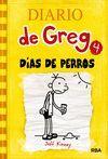 DIARIO DE GREG 4-DIAS DE PERROS