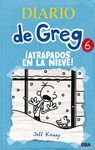 DIARIO DE GREG 6-ATRAPADOS EN LA NIEVE
