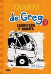 DIARIO DE GREG 9-CARRETERA Y MANTA