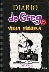 10.DIARIO DE GREG: VIEJA ESCUELA.