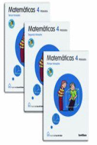 MATEMATICAS 4 PRIMARIA M. LIGERA LA CASA DEL SABER