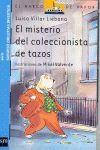 EL MISTERIO DEL COLECCIONISTA DE TAZOS