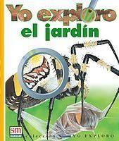 YO EXPLORO EL JARDÍN