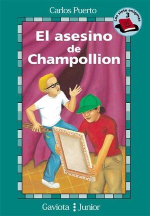 EL ASESINO DE CHAMPOLLION
