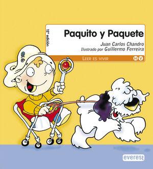 PAQUITO Y PAQUETE