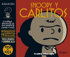 SNOOPY Y CARLITOS 1950-1952 Nº 01/25 PDA