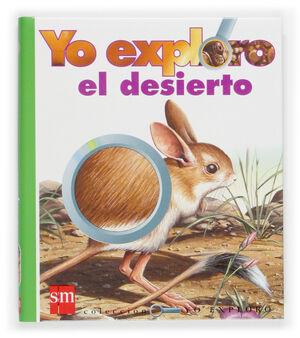 YO EXPLORO EL DESIERTO
