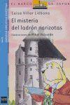 EL MISTERIO DEL LADRÓN NARIZOTAS