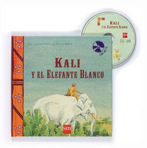 KALI Y EL ELEFANTE BLANCO