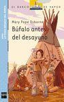 BVACM.16 BUFALO ANTES DEL DESAYUNO