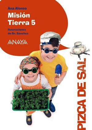 MISIÓN TIERRA 5