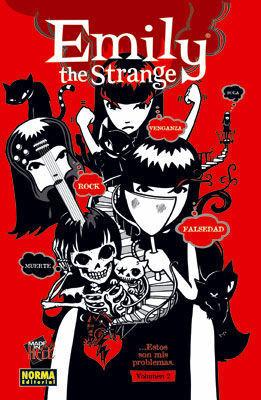EMILY THE STRANGE: EL CÓMIC VOL. 2. ESTOS SON MIS PROBLEMAS