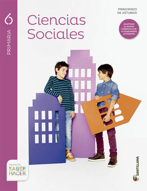 CIENCIAS SOCIALES ASTURIAS 6 PRIMARIA
