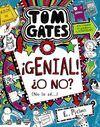 TOM GATES: IGENIAL! ¿O NO? (NO LO SÉ...)