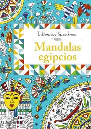TALLER DE LA CALMA. MANDALAS EGIPCIOS