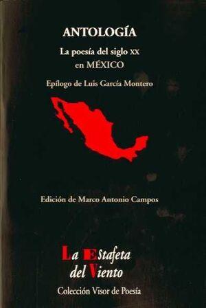 LA POESÍA DEL SIGLO XX EN MÉXICO