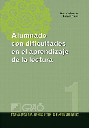 ALUMNADO CON DIFICULTADES EN EL APRENDIZAJE DE LA LECTURA