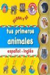 JUEGA Y DI LOS ANIMALES EN ESPAÑOL E ENG