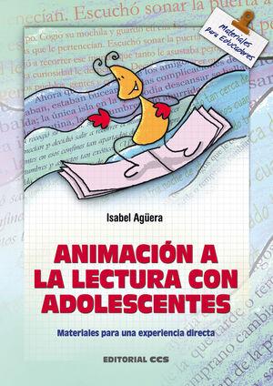 ANIMACIÓN A LA LECTURA CON ADOLESCENTES