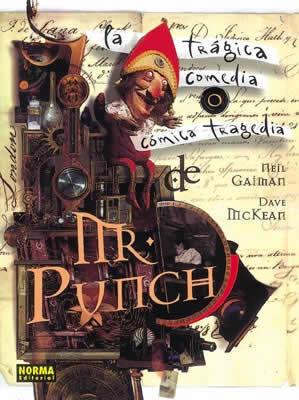 MR.PUNCH